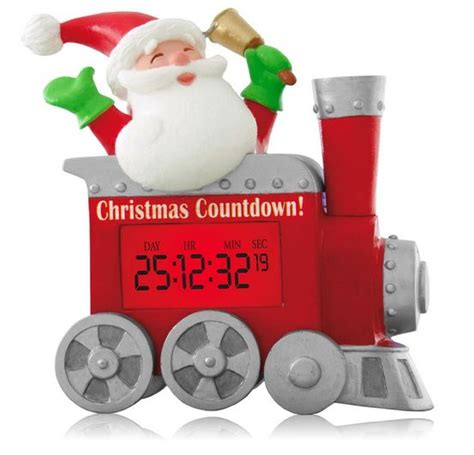 2014 christmas countdown hallmark ornament hooked on