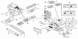 Honda Gcv160 Parts List And Diagram