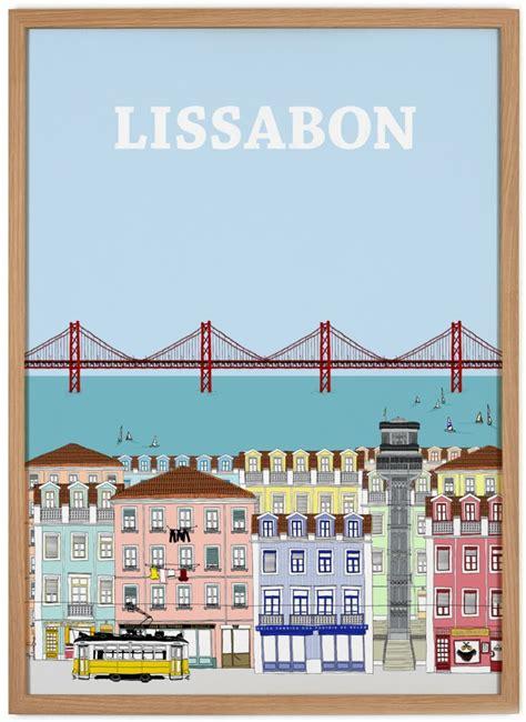 Human Empire Poster by Human Empire Lissabon Poster 50x70cm Selekkt