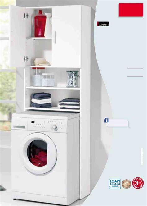 meuble pour machine laver