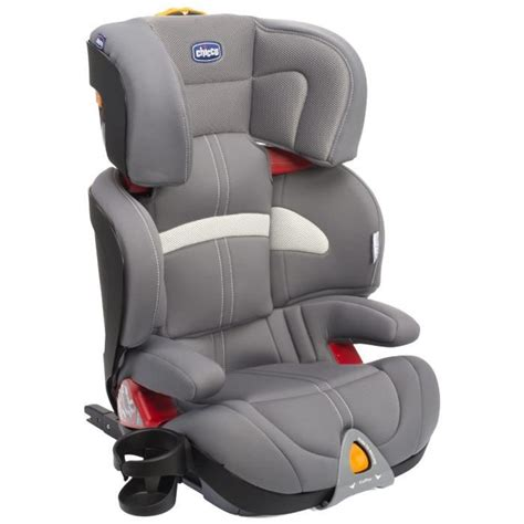 siege bébé isofix chicco siège auto groupe 2 3 oasys fixplus grey achat