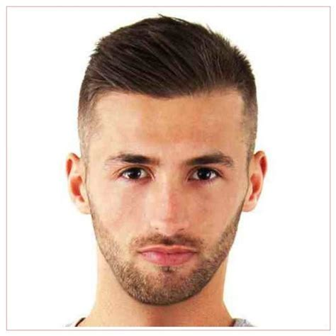 Mens Short Hairstyles For Thick Straight Hair also Mens