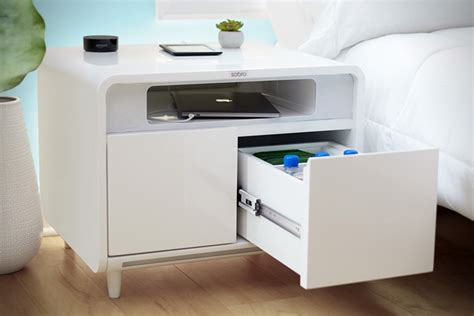 Sobro Smart Side Table Hiconsumption