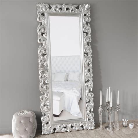 miroir rivoli silver  maisons du monde