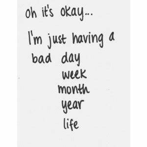 bad day on Tumblr