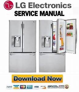 Lg Lfxs30766s Service Manual  U0026 Repair Guide