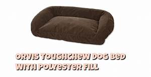 The best indestructible chew proof dog beds tough doggy beds for Orvis tough chew dog bed review