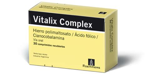 vitalix complex roemmers