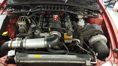 Pontiac Gto Turbo Kit Lstech Camaro Firebird