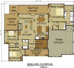 Craftsman Two Story House Plans Photo by One Or Two Story Craftsman House Plan Country Craftsman