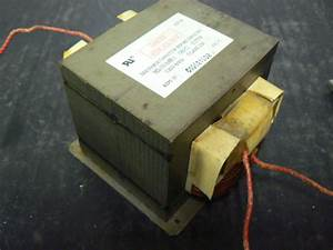 Emerson Mw8115ss Replacement Microwave Transformer Md