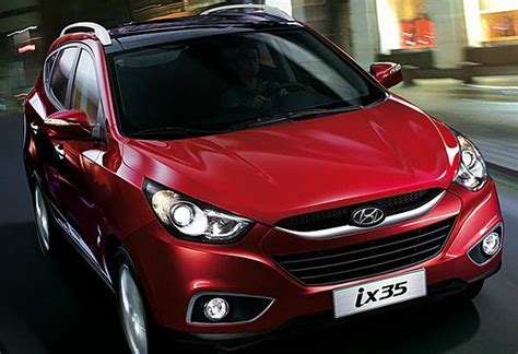Image Hyundai Ix35 Suv China 2012 Jpg Tractor Construction Plant Wiki The Classic
