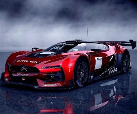 Citroen Gt Race Car …