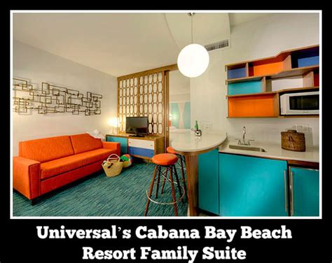 cabana bay two bedroom suite universal s cabana bay resort the magic for less