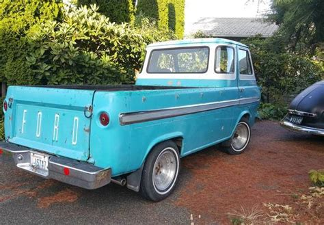 1965 Ford Econoline V8 Auto Pickup Truck For Sale In