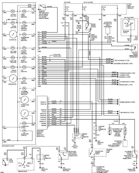 ford  electrical diagram auto electrical wiring diagram