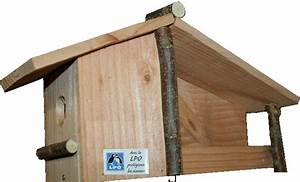 Plan Nichoir Oiseaux : nichoir mangeoire en bois pour oiseaux nichoirs mangeoires bois et poterie ~ Melissatoandfro.com Idées de Décoration
