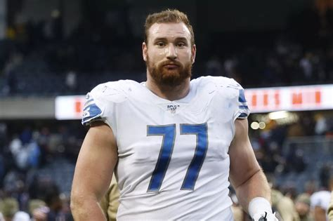 detroit lions week  youth report frank ragnow
