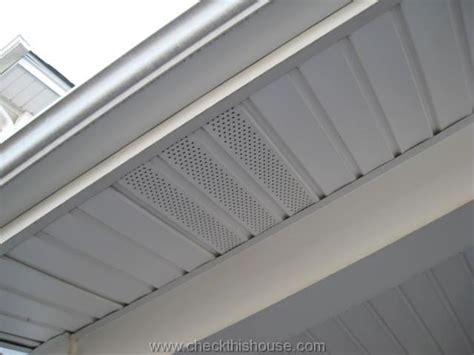 Bathroom Vent Soffit Vs Roof by Attic Ventilation What You Need To And What Your