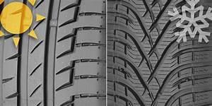 Peut On Rouler Avec 2 Pneus Hiver Et 2 Pneus été : diff rences entre pneus hiver et pneus t rezulteo ~ Medecine-chirurgie-esthetiques.com Avis de Voitures