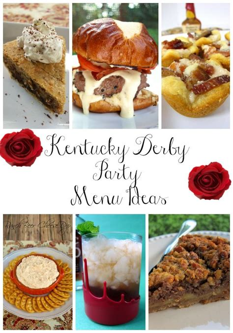 kentucky derby menu ideas ranch beer cheese dip bridal showers the christmas and christmas gifts