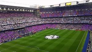 Real Madrid 1 - Manchester City 0 - Estadio Santiago ...  Real