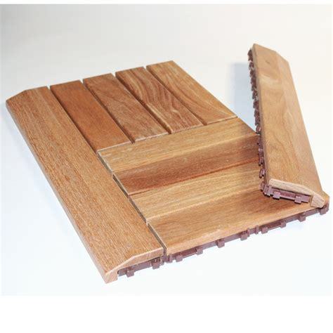 flexdeck interlocking floor tiles edge trim in patio flooring