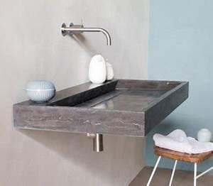 Waschtische Aus Naturstein : naturstein waschbecken waschtische aus flussstein marmor basalt ~ Markanthonyermac.com Haus und Dekorationen