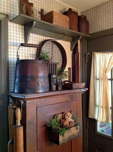 Images About Primitive Decorating Ideas Pinterest
