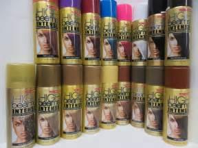 Hair Spray Paint Kids