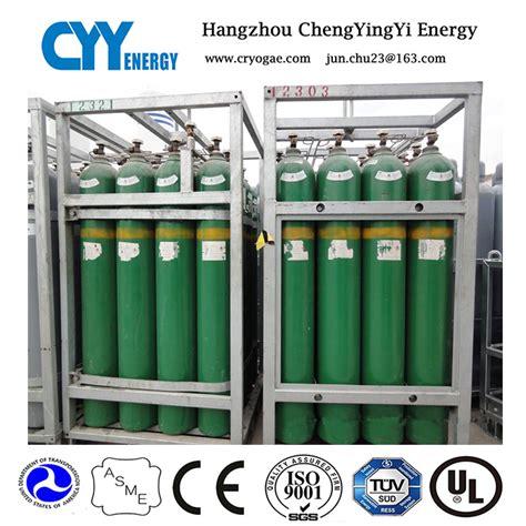 Nitrogen Cylinder Rack by China Offshore Oxygen Argon Nitrogen Carbon Dioxide Gas