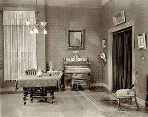 Drawing, Room, 1920s