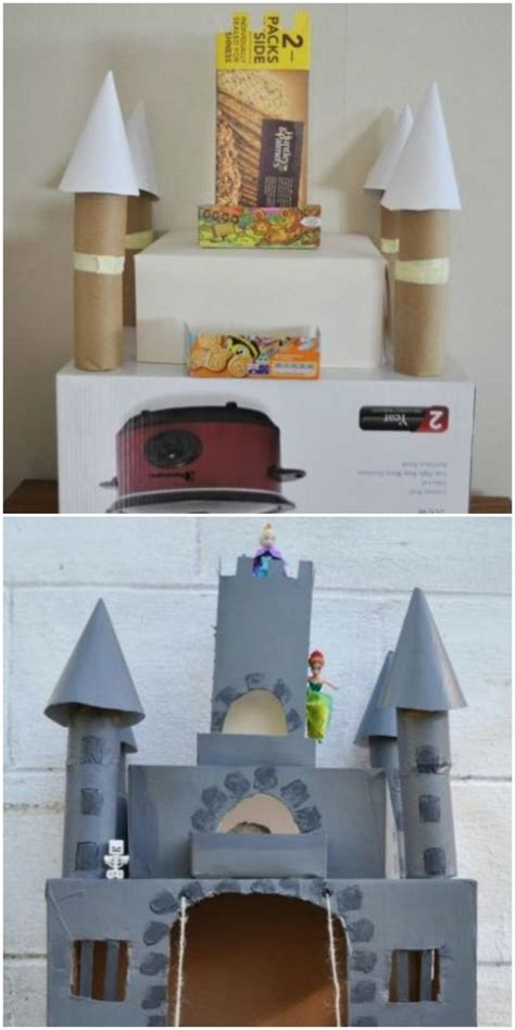 castle craft ideas 18 amazing things parents made for their with a 1243
