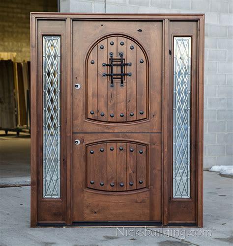 Dutch Doors Interior & Exterior Door
