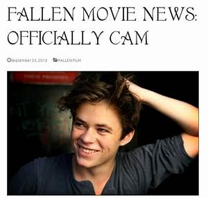 Its official!! Harrison Gilbertson has been cast as Cam in ...