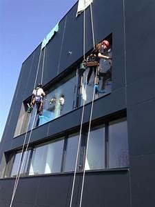 Nettoyer Vitres Extérieures Inaccessibles : nettoyage de facades vitres et toitures thonon annemasse gen ve accroleman ~ Dode.kayakingforconservation.com Idées de Décoration