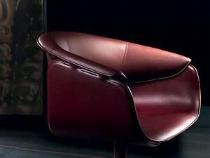 Fauteuil Pivotant Cuir : airlux bc fauteuil en cuir idd ~ Teatrodelosmanantiales.com Idées de Décoration