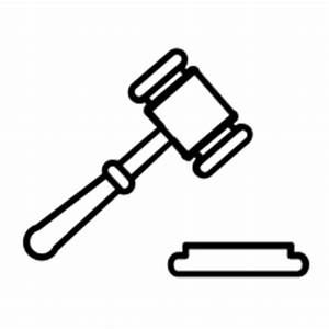 Gavel Icon | www.pixshark.com - Images Galleries With A Bite!