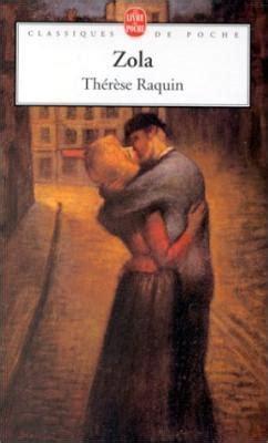 Thérèse Raquin Résumé Par Chapitre by Livraddict