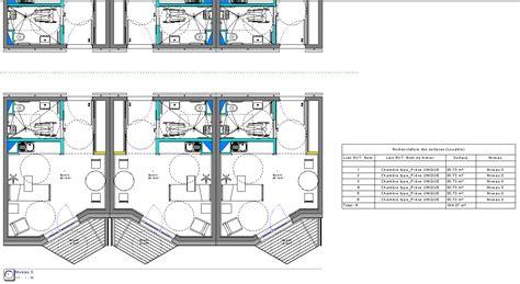 plan maison 4 chambres etage plan maison r 1 4 chambres