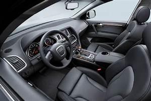 Audi Q7 Interieur : audi q7 ~ Nature-et-papiers.com Idées de Décoration