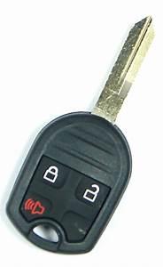 2012 Ford Fusion Key Remote Keyless Entry - Keyfob