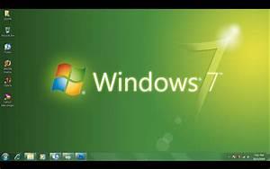 Windows 7 Desktop Icons