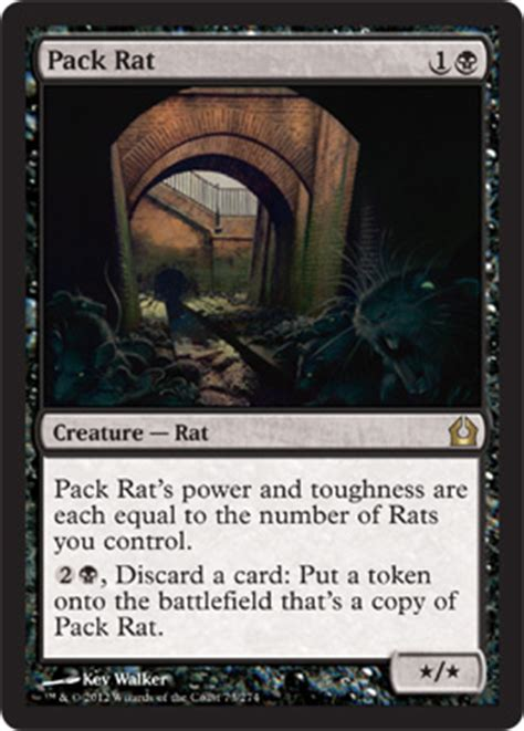 magic the gathering rat deck modern best mtg rat deck autos post