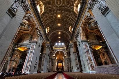 Paul Cathedral Saint Pietro Basilica San Di