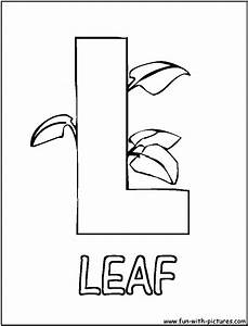 Letter L Coloring Pages Getcoloringpagescom