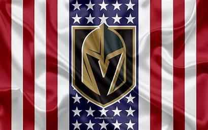 Knights Golden Vegas Emblem Desktop Wallpapers Silk