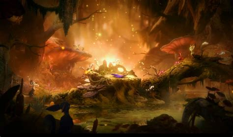 Ori Animated Wallpaper - ori and the blind forest most beautiful animated