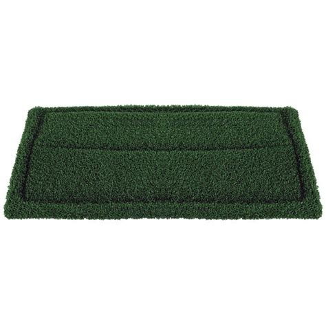 green turf floor grout scrubbing pads case
