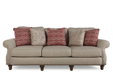 broyhill sectional sofa broyhill whitfield sofa mathis brothers furniture
